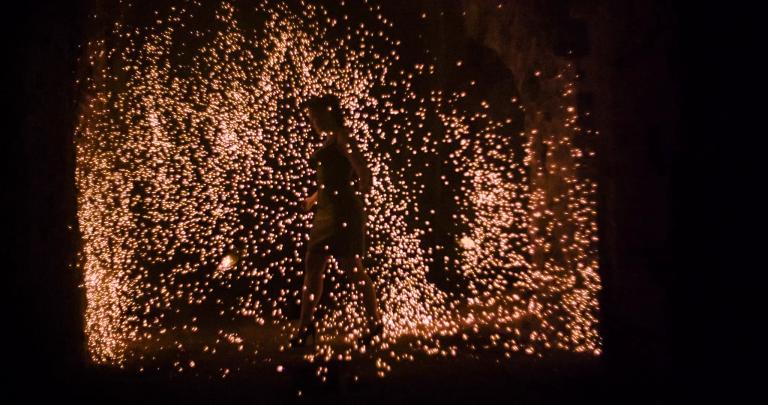 Inferis Teatr Ognia fireshow efekty specjalne
