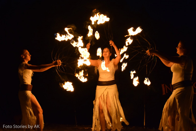 Inferis Teatr Ognia fireshow