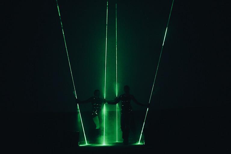 Inferis Teatr Ognia LED laser